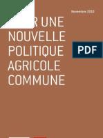 Pour une nouvelle politique agricole commune - Bernard Bachelier