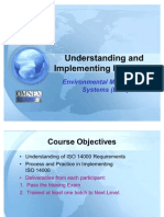 ISO 14000 Understanding, Documenting and Implementing Slides R8.02.05