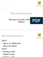 ECO Living Programme @ Lor Lew Lian Audit 5 Briefing Slides