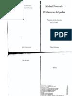 FoucaultM_Discurso_poder