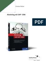 Sappress Marketing Mit Sap Crm