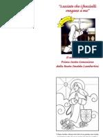 [eBook ITA] Beata Imelda Lamertini O.P. - Il Miracolo della Prima Comunione