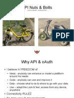 API Nuts Bolts