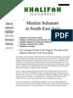 Sultanate SEA