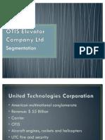 OTIS Elevator Company Ltd