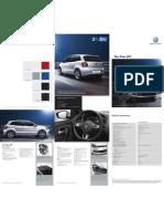 Volkswagen Polo GTI Brochure