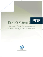 Kenya Vision 2030 Complete