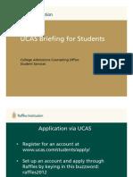 Plugin UCAS Apply 2012 1