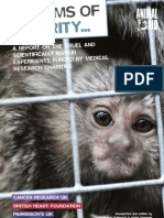 Victims of Charity / Animal Experiments