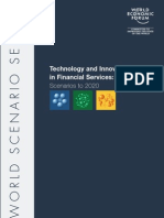 Technology and Innovation in Financial Services