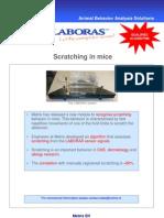 Leaflet Scratching SFN 2007