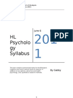 Easily the best IB Psychology revision guide on the market  It provides  such clear  concise notes that I know of many teachers who use it as a base  of
