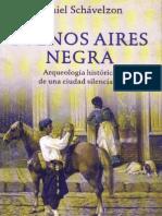 Schalvezon Buenos Aires Negra