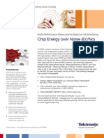 Chip Energy Over Noise CMW-27190-0 QG To