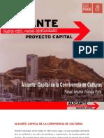 Alicante Capital de la Convivencia de Culturas