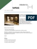 Enthymeme Worksheet