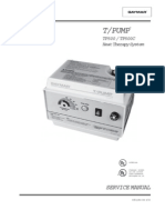 Gaymar TP500 Service Manual