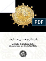 Mekteba Sejha Muhammeda Bin AbdulWehhaba