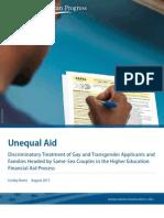 Unequal Aid