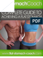 Flat Stomach Coach eBook
