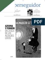 El perseguidor 56 - revista de limba spaniola din Tenerife