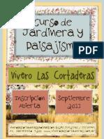Curso Sept 2011 Las Cortaderas