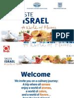 Taste Israel @ Anuga