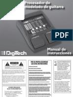 RP155Manual Spanish