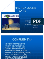 Case Study on Ozone Layer