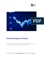 Wealth Management Report 2010