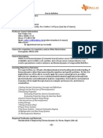 UT Dallas Syllabus for mech3310.001.11f taught by Walter Voit (wev012000)