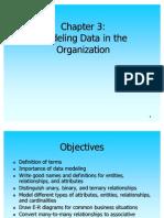 Data Modelling