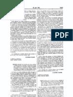 Decreto 1245/1961 de Repoblación forestal del entorno de Jánovas