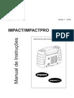 Manual Impact e Impact Pro - Versão 2005_01