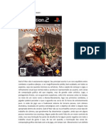 Detonados God of War i