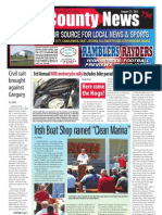 Charlevoix County News - August 25, 2011