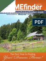 Palouse Homefinder - September/October -2011
