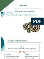OB - Emotions