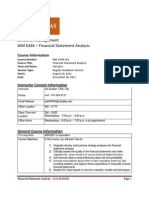 UT Dallas Syllabus for acct6344.501.11f taught by   (jad044000)
