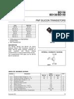 Transistor Db140