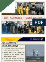 Jet Airways - Case Study