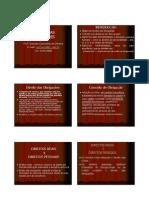 1ª aula Direito_obrigações