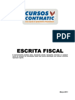 Escrita Fiscal