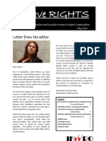 I Have Rights Newsletter July 2011