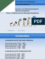 Clase 2 - Historia de Los Micro