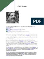 A Vida de Chico Mendes