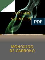 Toxicos Volatiles
