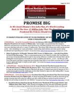 Promise Big