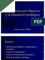 Direccion Por Objetivos