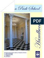 Sutton Park School Handbook 2010-2011